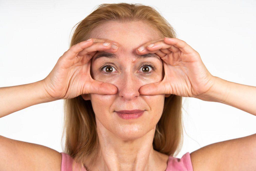 Face Yoga: Die grossen Augen - Der Blick aus dem Inneren