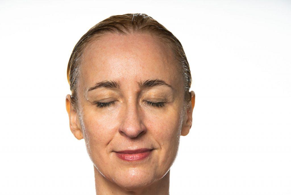 Face Yoga: frisch und zufrieden sein